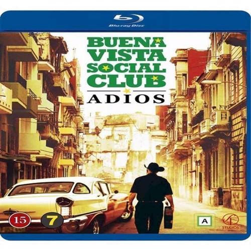 Image of Buena Vista Social Club Adios Blu-ray (7333018010208)