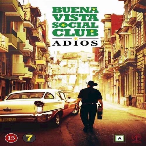 Image of Buena Vista Social Club Adios DVD (7333018010185)