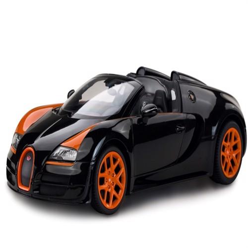 Image of Bugatti Veyron, Fjernstyret Bil 1:14