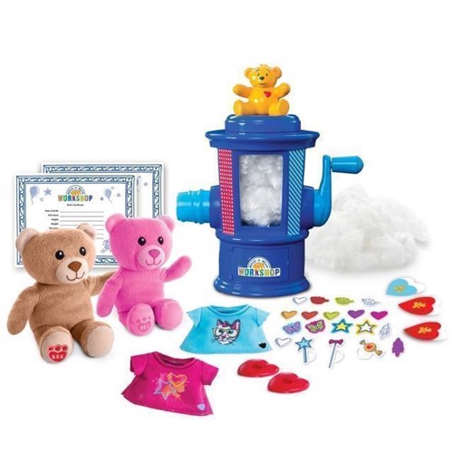 Image of Build-A-Bear - Stuff Me Station (0778988239070)