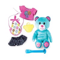 BuildABear Workshop  Furry Fashions bage bjørn