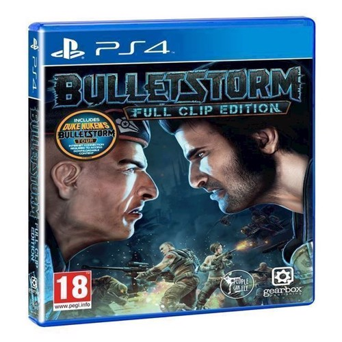 Image of   Bulletstorm Full Clip Edition - PS4
