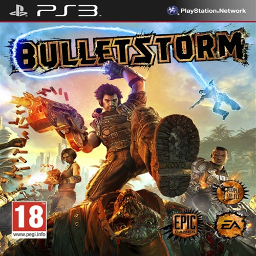 Image of Bulletstorm (Nordic) - PS3 (5030945092612)