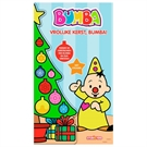 Bumba Christmas tree book with Stickers
