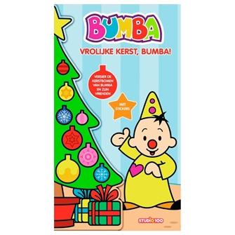 Image of Bumba, bog med klistermærker