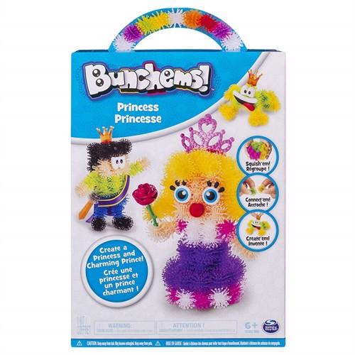 Image of Bunchems prinsesse tema pakke (7789881455449)