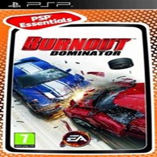Image of Burnout Dominator Essentials - Ps Portable