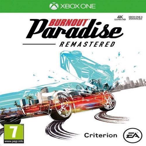 Image of   Burnout Paradise HD - XBOX ONE