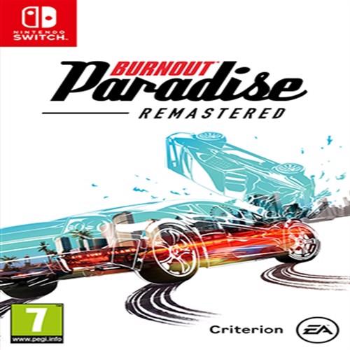 Image of ?Burnout Paradise Remastered - Nintendo Switch (5030942124002)