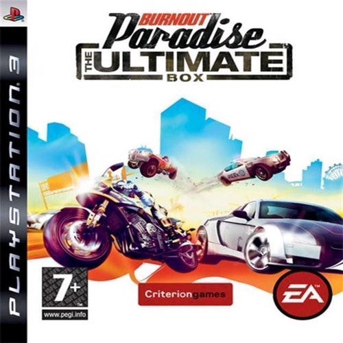 Image of   Burnout Paradise The Ultimate Box - PS3