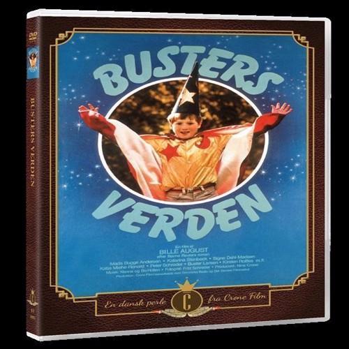 Image of Busters verden dvd (5711336025968)