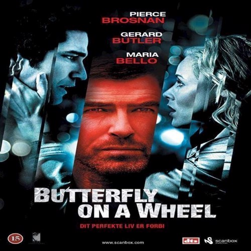 Image of Butterfly on a Wheel DVD (5706141789372)