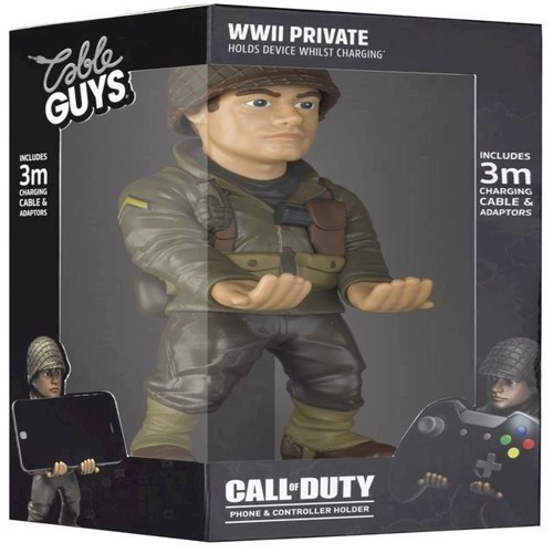 Image of   Cable Guys WWII Private - PS4