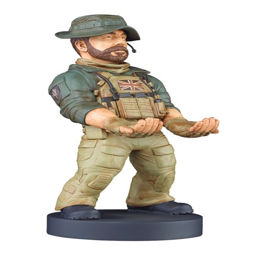 Image of Cable Guys Captain Price Ps4 (5060525893278)