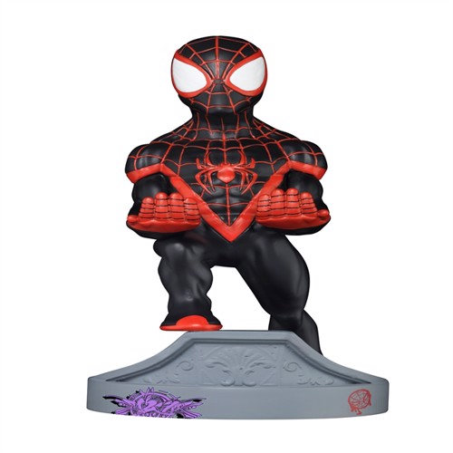 Cable Guys Spiderman Miles Morales Ps4