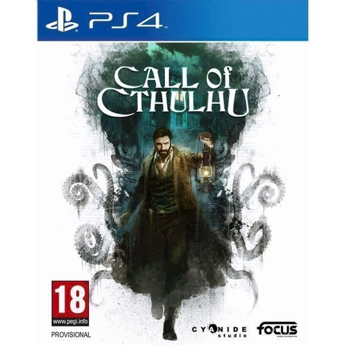 Image of   Call of Cthulhu - PS4