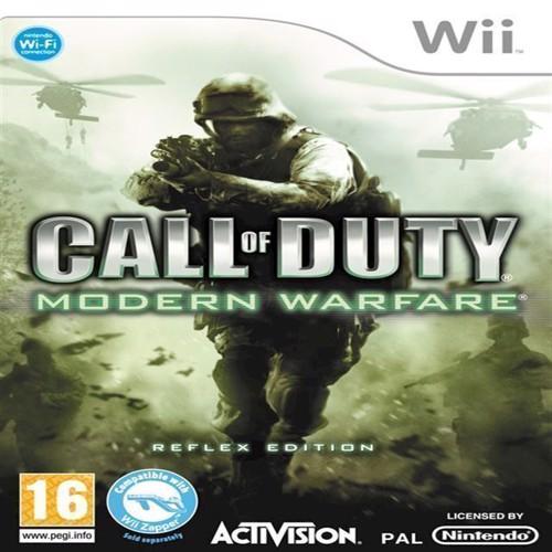 Image of Call of Duty 4 Modern Warfare Reflex - Wii