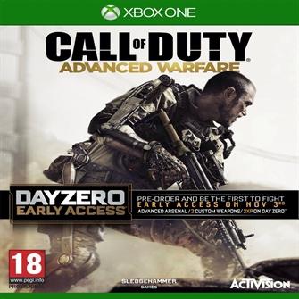 Image of Call of Duty Advanced Warfare Day Zero Edition - XBOX ONE (5030917147753)