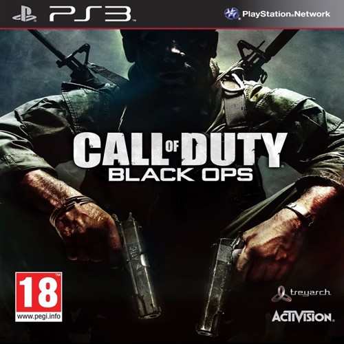 Image of Call Of Duty Black Ops, Ps3
