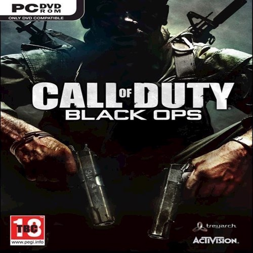 Image of Call of Duty Black Ops - PS3 (5030917085772)