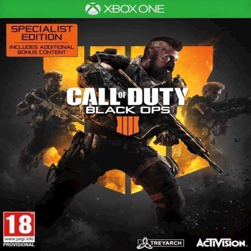 Image of   Call of Duty Black Ops 4 Specialist - XBOX ONE