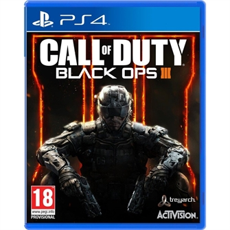 Image of Call of Duty Black Ops III 3 - PS3 (5030917162411)