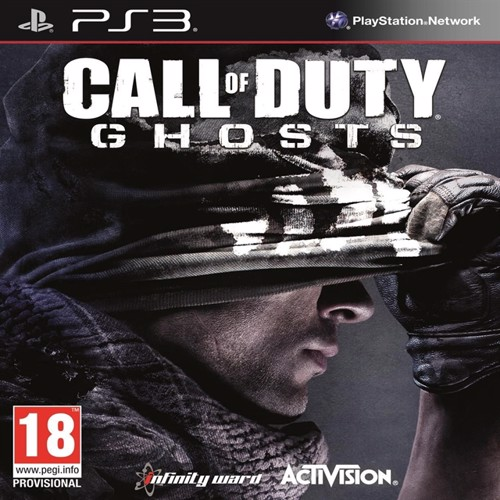 Image of Call of Duty: Ghosts (FR) -PS3 (5030917126093)