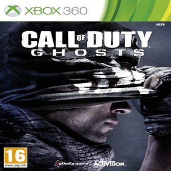 Image of Call of Duty: Ghosts (IT) Multilingual In Game (5030917125928)