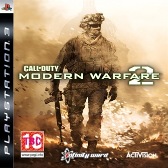 Image of Call Of Duty Modern Warfare 2, PS3