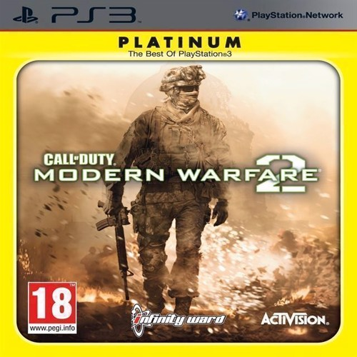 Image of Call of Duty Modern Warfare 2 Platinum - PS3 (5030917101335)
