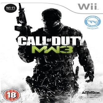 Image of Call of Duty Modern Warfare 3 - PS3 (0777724035822)