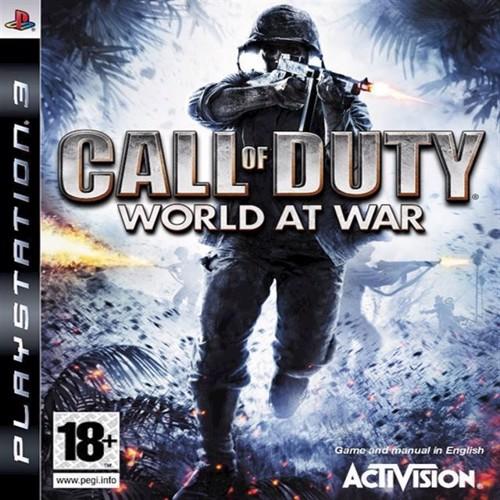 Image of Call of Duty World at War - PS3 (5030917088247)