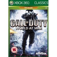 Call of Duty, World at War, Classic, Xbox 360