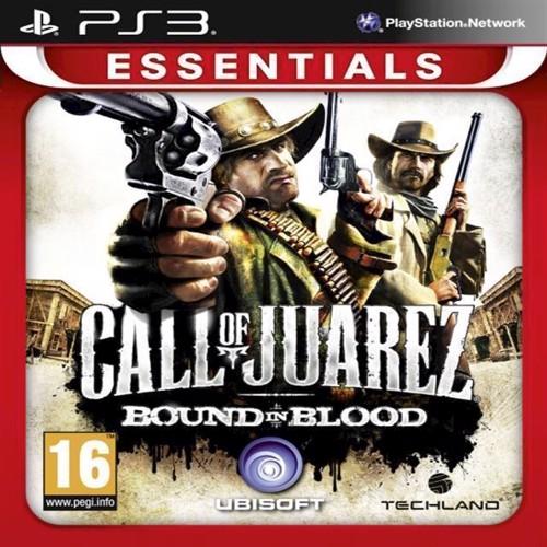 Image of   Call of Juarez Bound in Blood Essentials UKNordic - PS3