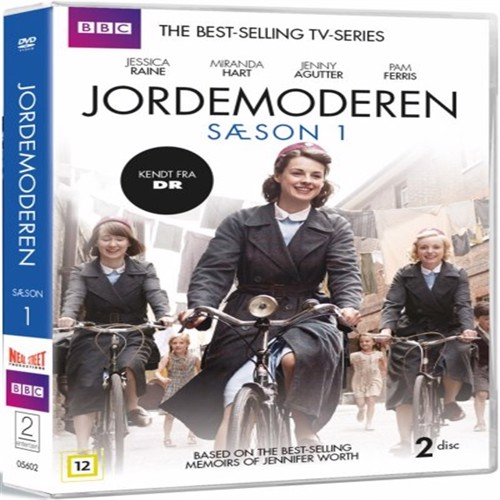 Image of Call The Midwife Sæson 1 DVD (5709165056024)