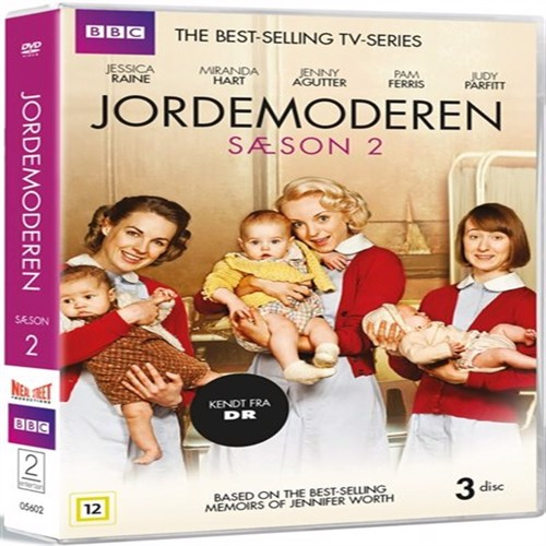 Image of Call The Midwife Sæson 2 DVD (5709165066023)