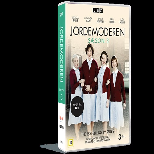 Image of Call the Midwife: Season 3 (3-disc) - DVD (7319980017711)