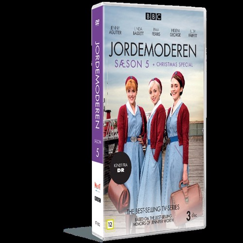Image of Call The Midwife Season 5 - DVD (5709165076022)