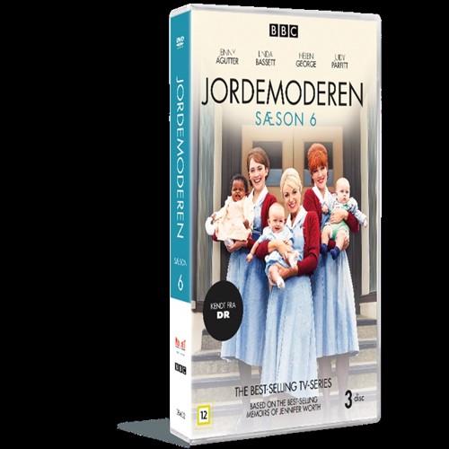 Image of Call The Midwife Season 6 - DVD (5709165086021)