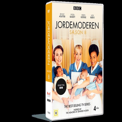 Image of Call The Midwife Season 8 - DVD (5709165106026)