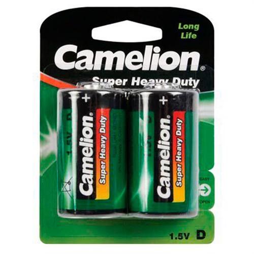 Image of Camelion Grøn Zinc Batteri Cr14 2 Dele
