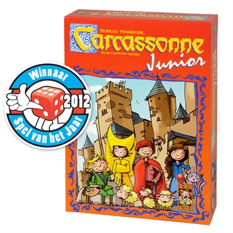 Image of Carcassonne Junior (8717249193012)