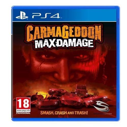 Image of   Carmageddon Max Damage - XBOX ONE