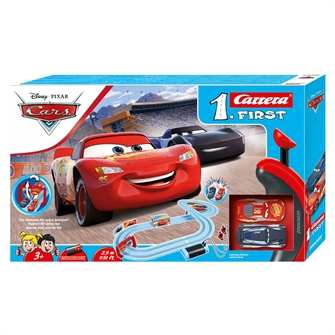 Image of Carrera First Race Track - Cars Piston Cup (4007486630390)