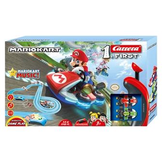 Image of Carrera First Race Track - Mario Kart Royal Raceway (4007486630369)