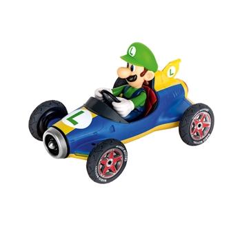 Image of Carrera fjernstyret Super Mario Mach 8 Luigi