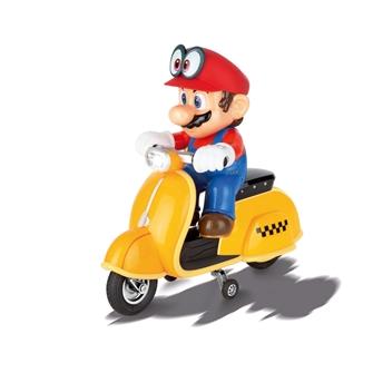 Image of Carrera Fjernstyret Super Mario Odyssey Scooter