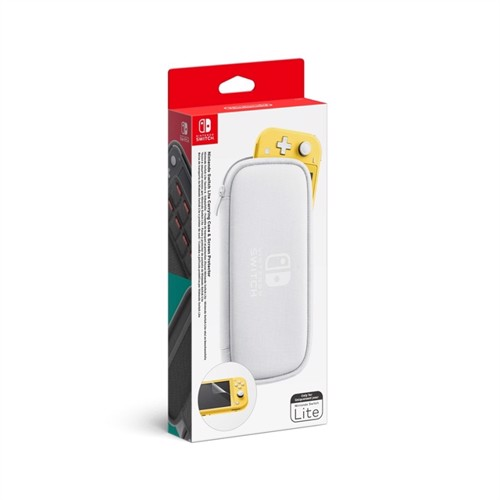 Image of Carrying Case & Screen Protector Nintendo Switch Lite - Nintendo Switch (0045496431280)