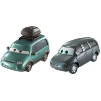 Cars 3 Die Cast 2-Pack, Minny & Van