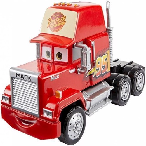 Image of   Cars 3, store køretøjer, lastbilen Mack (FCX78)
